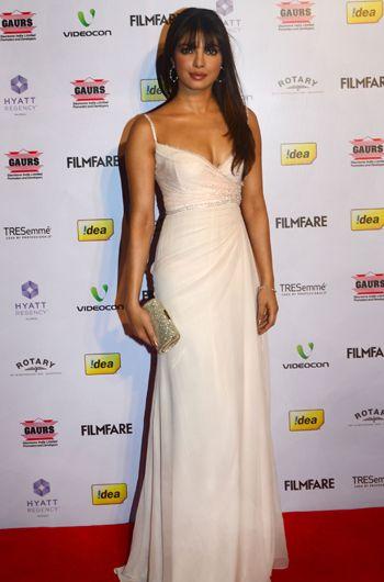 Who's Hot Who's Not - 58th Filmfare Awards Nominations Bash - BollySpice