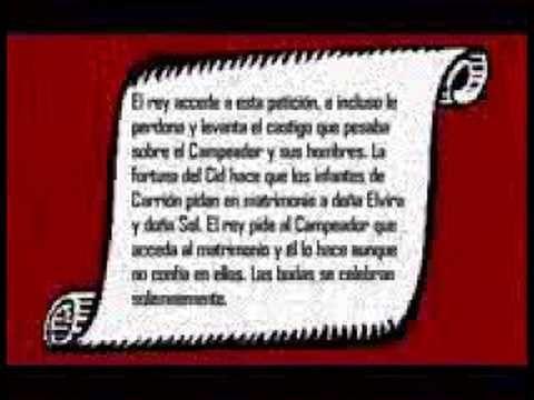 El Cantar De Mio Cid El Cantar Del Mo Cid Pinterest Filters