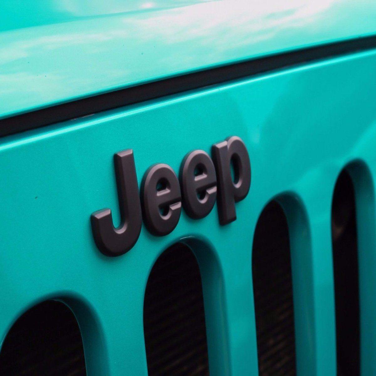 QUICKKAP Jeep Wrangler Front JK Emblem Cover Exterior Accessories ...