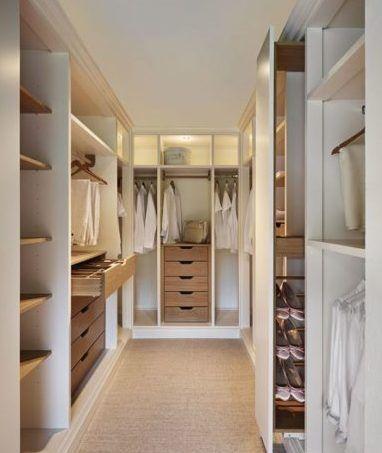 Como dise ar un vestidor armarios pinterest vestidor - Disenar un armario empotrado ...