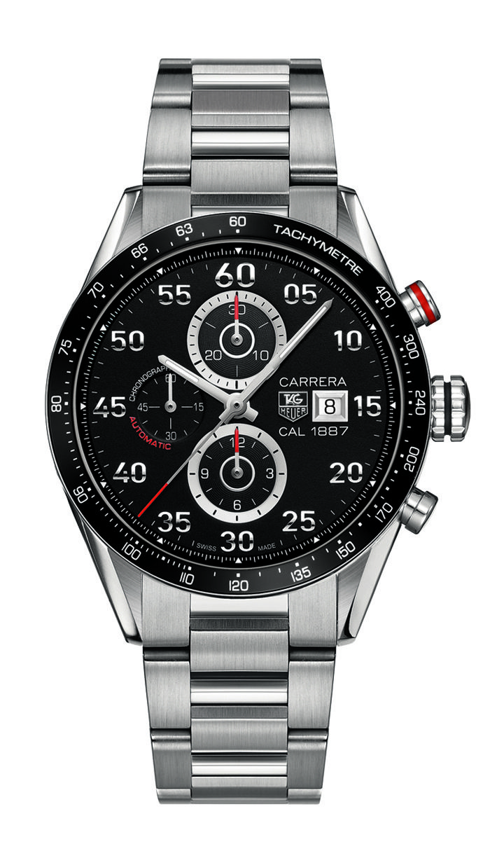 a275b32bf61 TAG Heuer Watches for Soccer Player Cristiano Renaldo ...