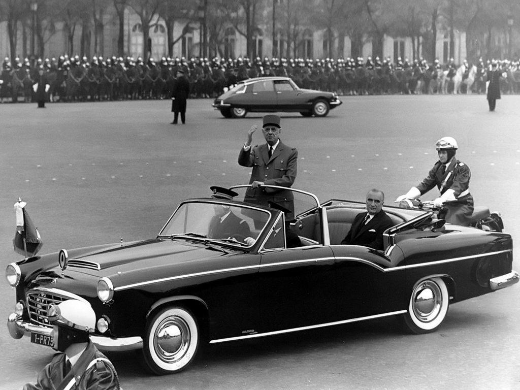 Citroen 15cv Six H Presidentielle By Chapron 1957 Presidents Francais Voiture Citroen Simca Vedette