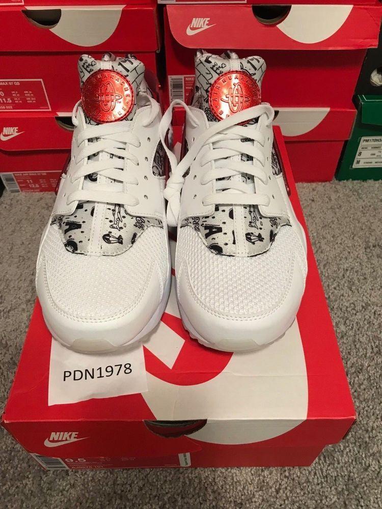0b758ae3970d Shoe Palace x Nike Air Huarache Run QS 25th Anniversary AJ5578-101 ...