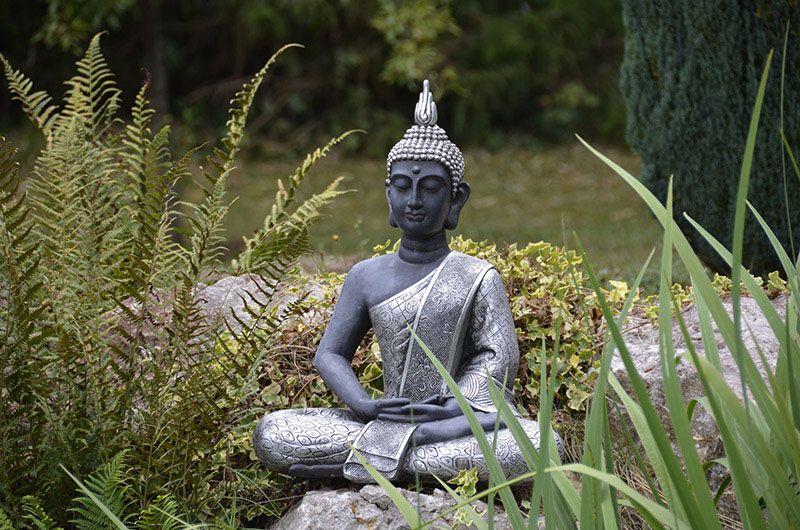 id es et conseils pour cr er une ambiance zen au jardin plantes et jardin pinterest deco. Black Bedroom Furniture Sets. Home Design Ideas