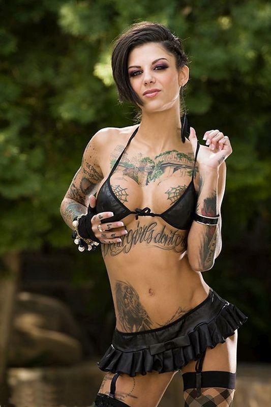 Ummm Bonnie Rotten Bonnie Rotten Sexy Tattoos Tattoos