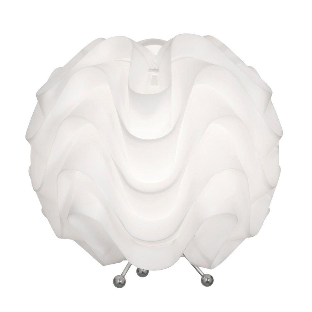 Oaks 430 TL WH Akari White One Light Table Lamp