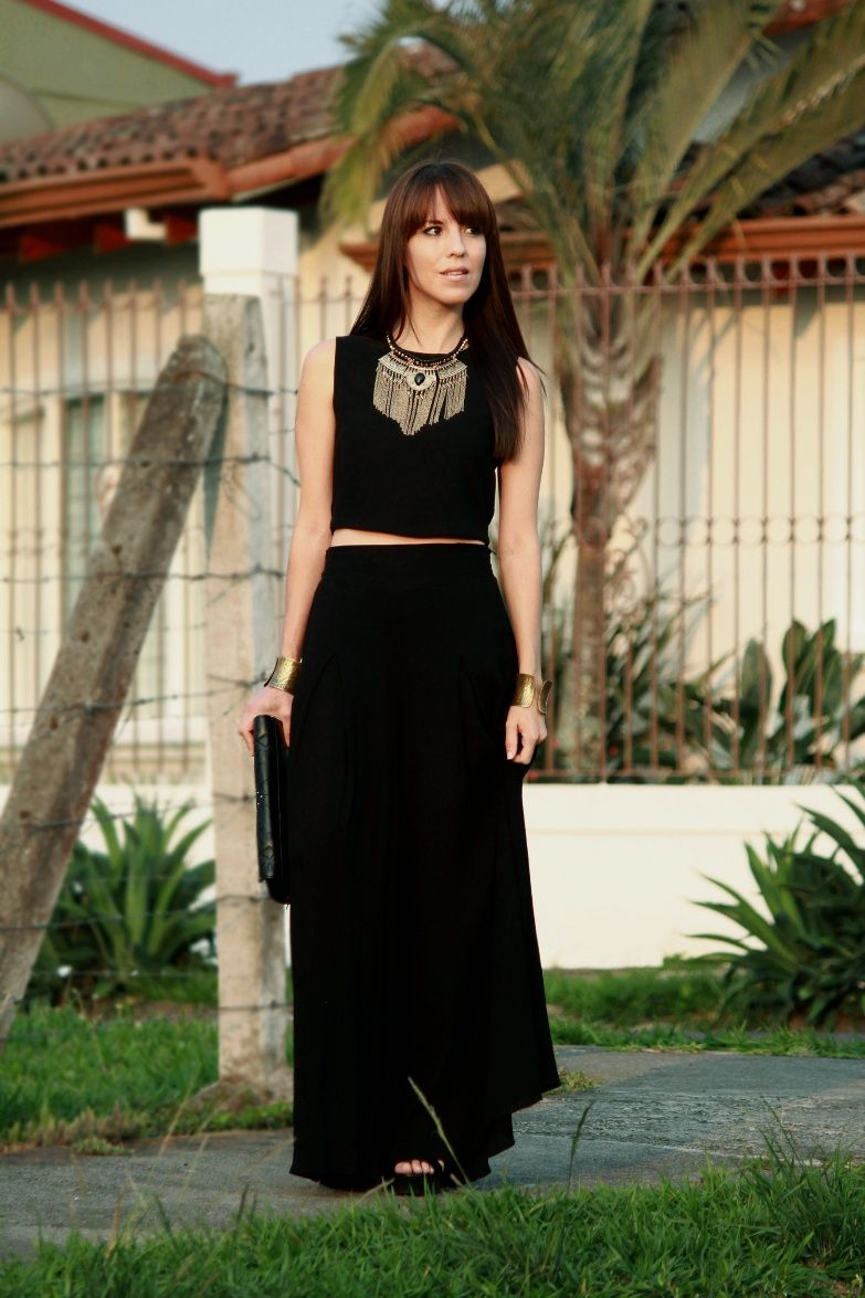 Ethnic touch... #streetstyle #necklace #black #ethnic #totalblackeverything