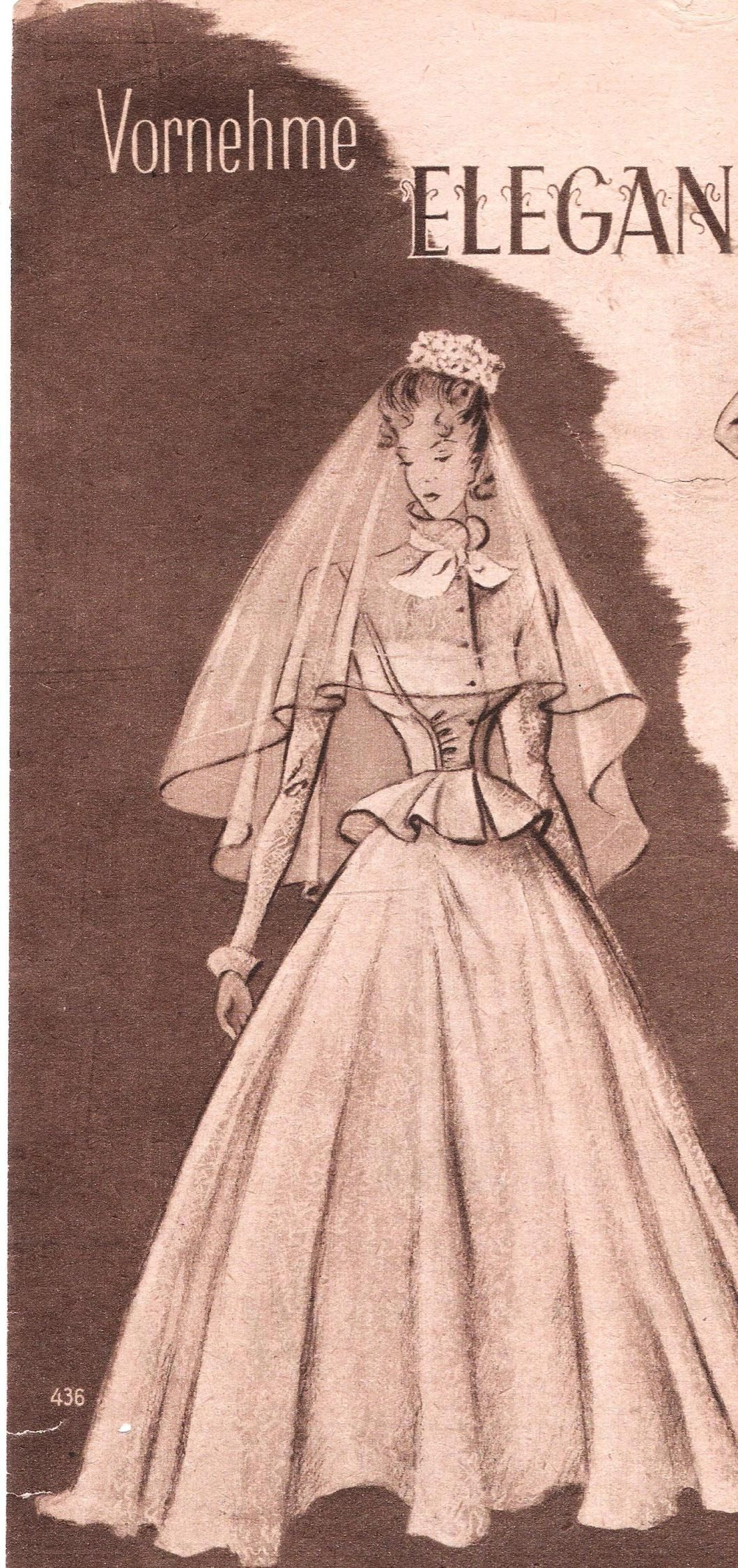 Wedding dress patterns free  us wedding dress pattern free from Germany is the alma sewing