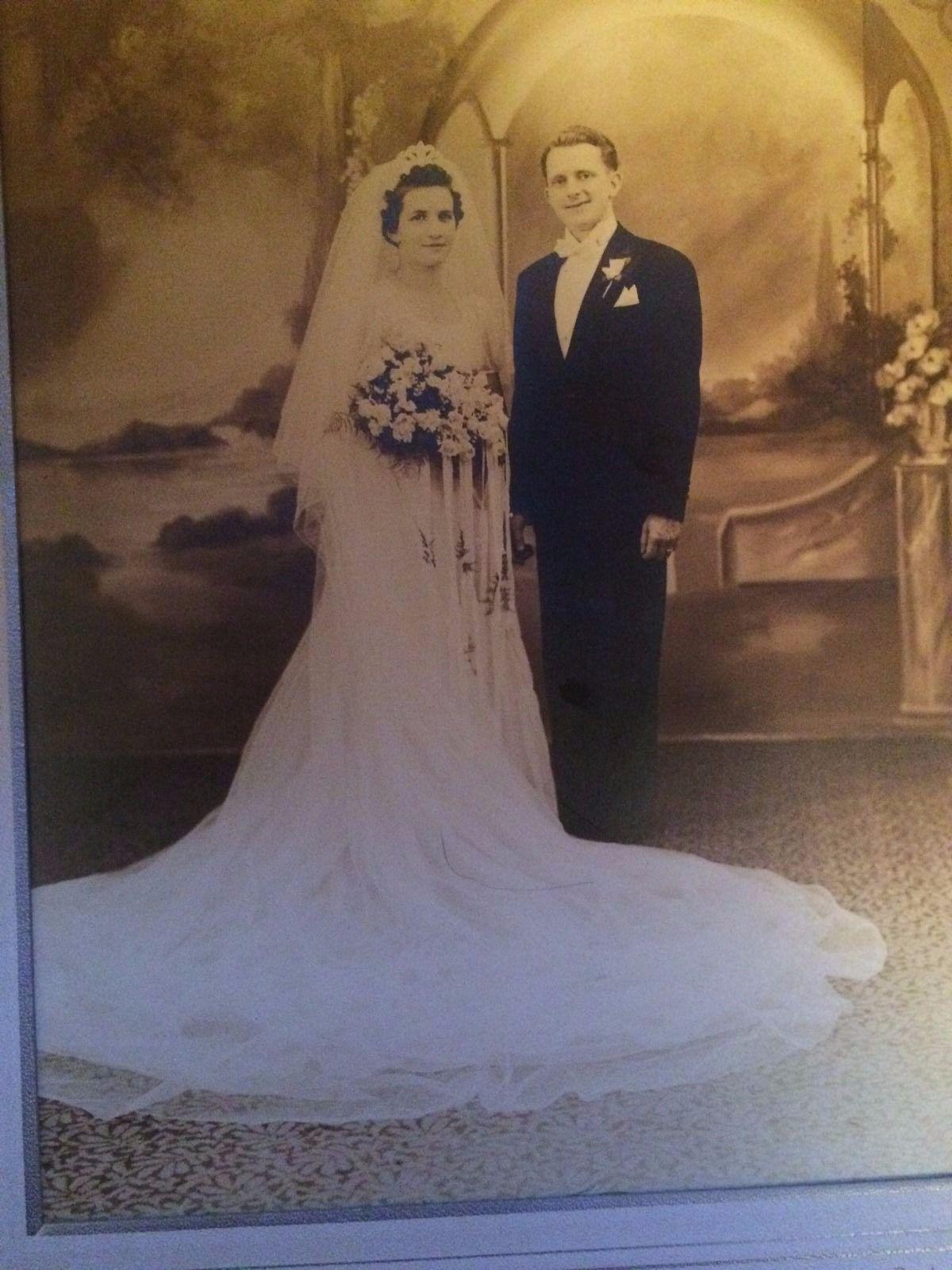 ebay vintage antique wedding dress
