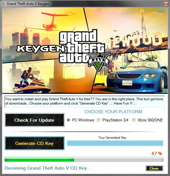 download the individual license key gta 5