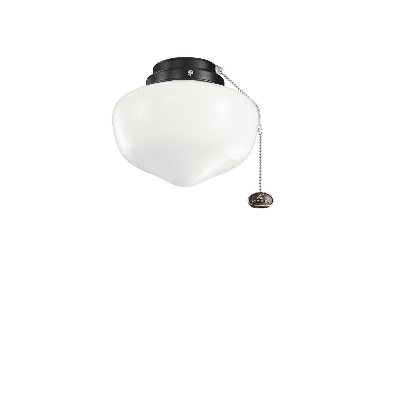 One light outdoor school house ceiling fan light kit products one light outdoor school house ceiling fan light kit mozeypictures Images