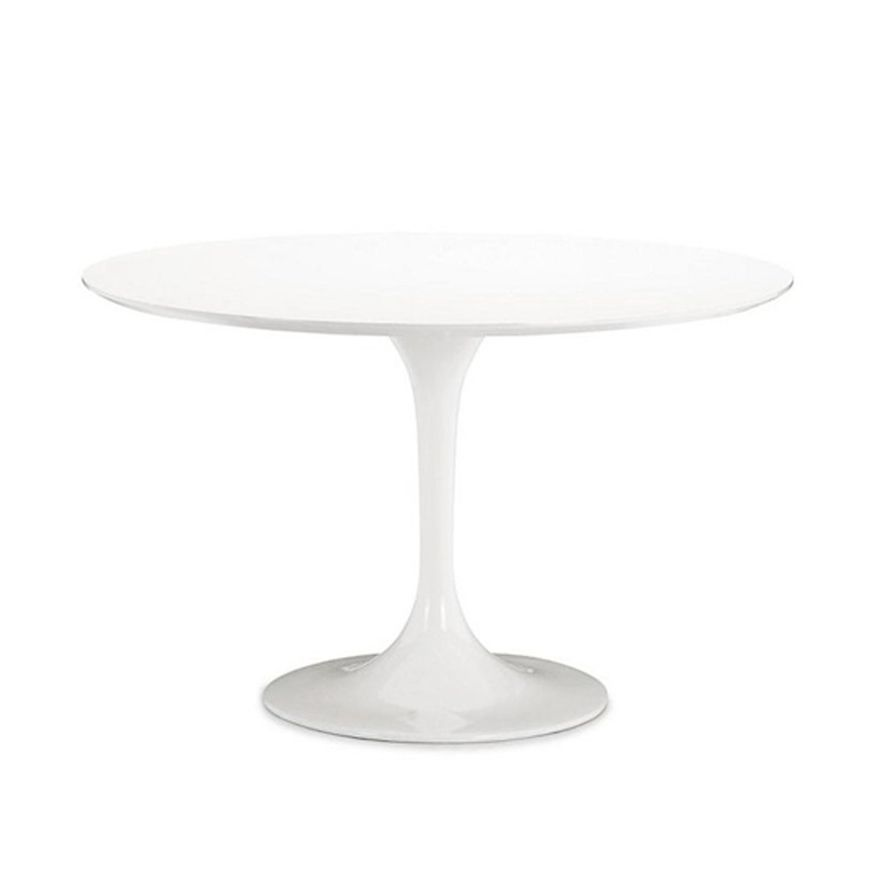 White Tulip Table | dotandbo.com