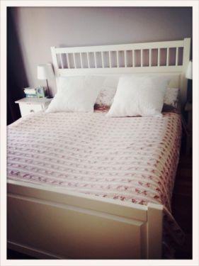 Hemnes Bett 160x200 Inkl Lattenrost U Matratzen Bett