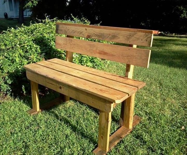 Awesome Pallet Bench Ideas Part - 14: Rustic Pallets Tables And Benches U2013 Pallets Ideas, Designs, DIY. (shared  Via SlingPic)