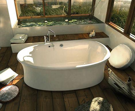 bathroom with bathtub - Cerca con Google