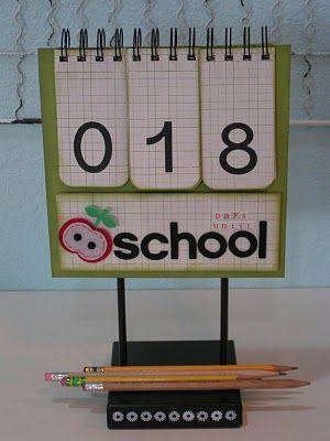 5 Minute Calendar  Bind It All BOOT CAMP Countdown calendar