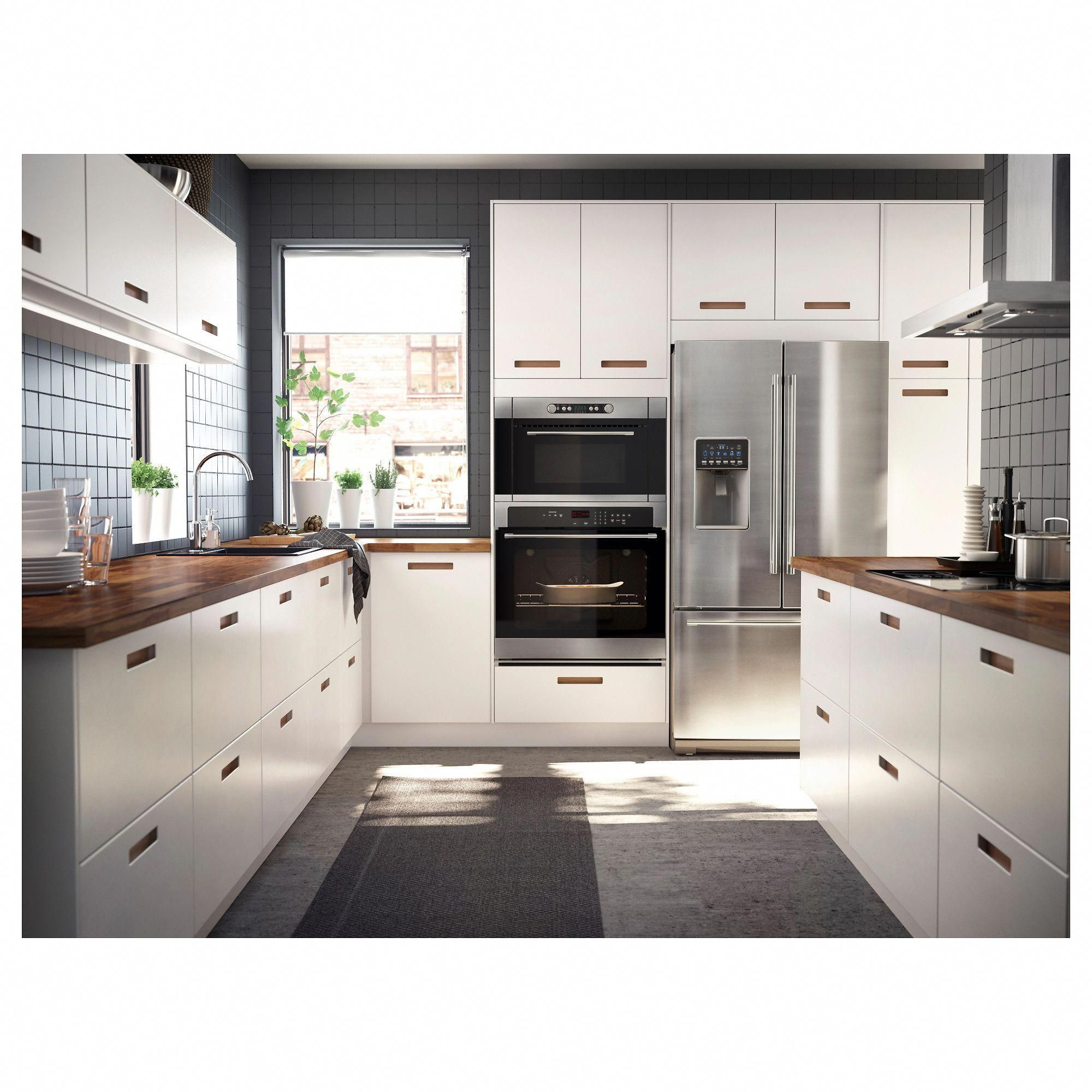 Ikea Nutid Self Cleaning Convection Oven Stainless Steel Cocinasgrises Kitchen Plans Interior Design Kitchen Kitchen Interior