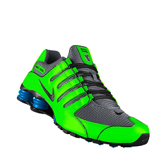 premium selection b2ddc 0a821 NIKEiD. Custom Nike Shox NZ iD Women's Shoe Love the color ...