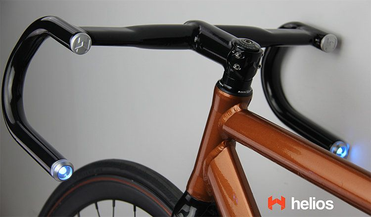 Smart Handlebars Give Any Bicycle A Bluetooth Brain Transplant