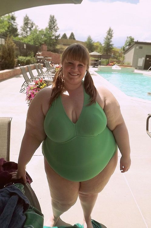 Ssbbw swimsuit