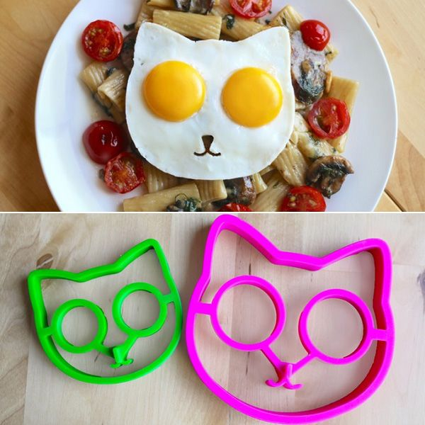 Cat Egg Mold ►