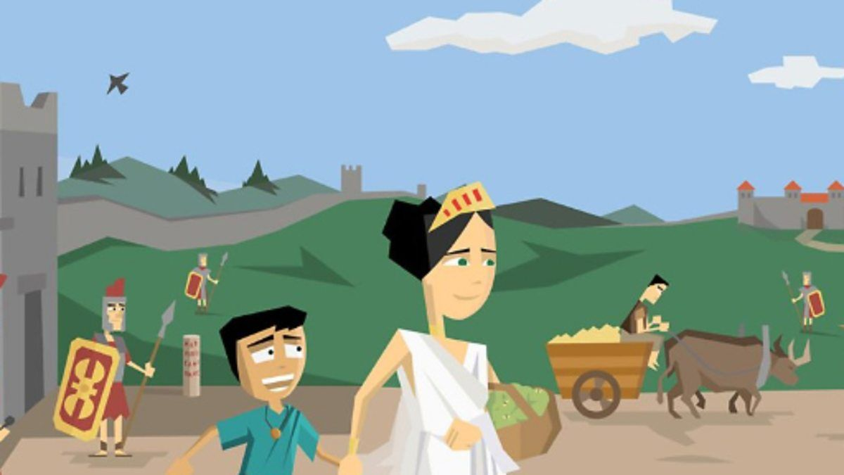 Interactive Games & Activities - Archaeology for Kids