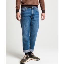 Gant Straight Fit Coastal Jeans (Blau) GantGant #oldtshirtsandsuch