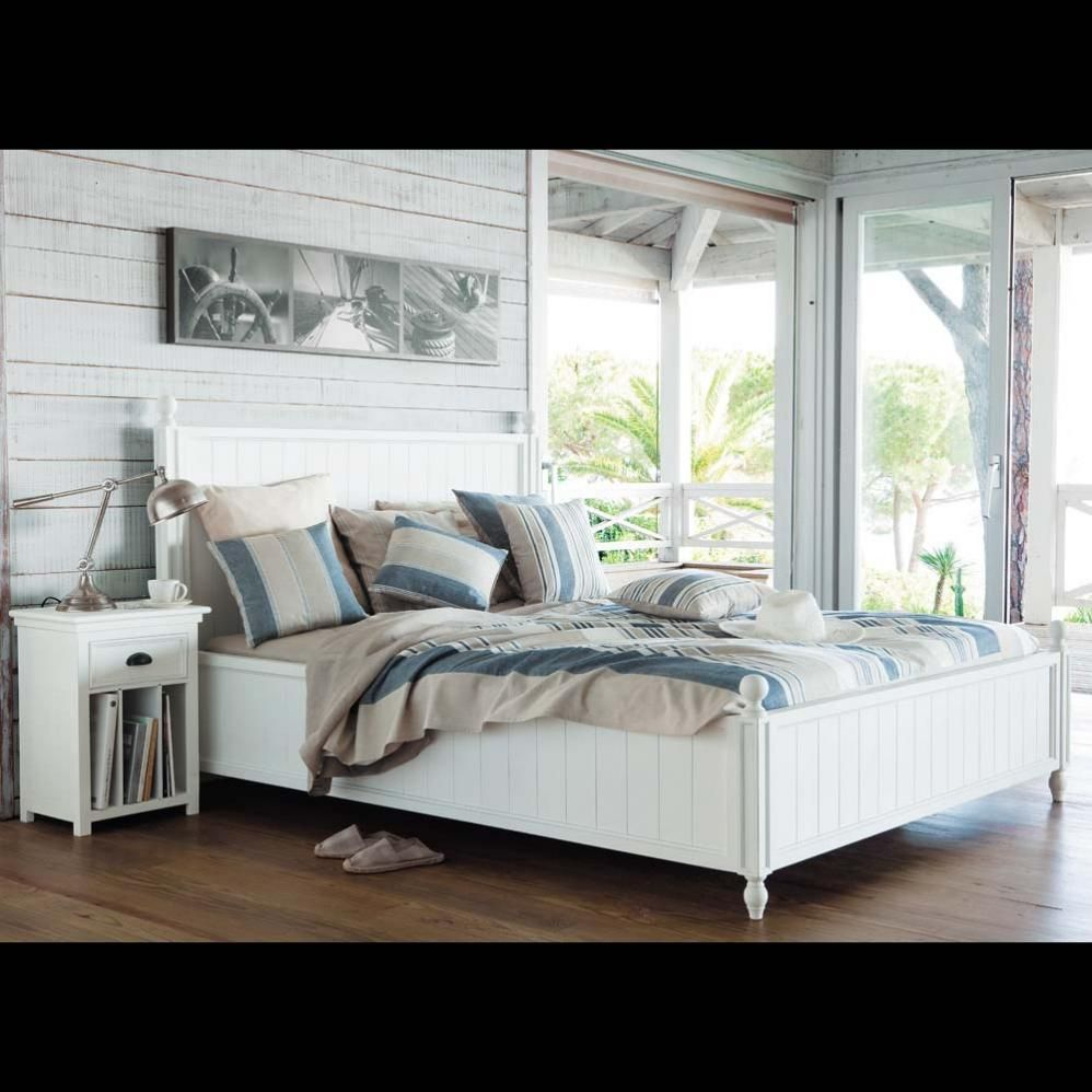 Lit 2 places NEWPORT maisons du monde   DIY & OTHERS   Pinterest ...