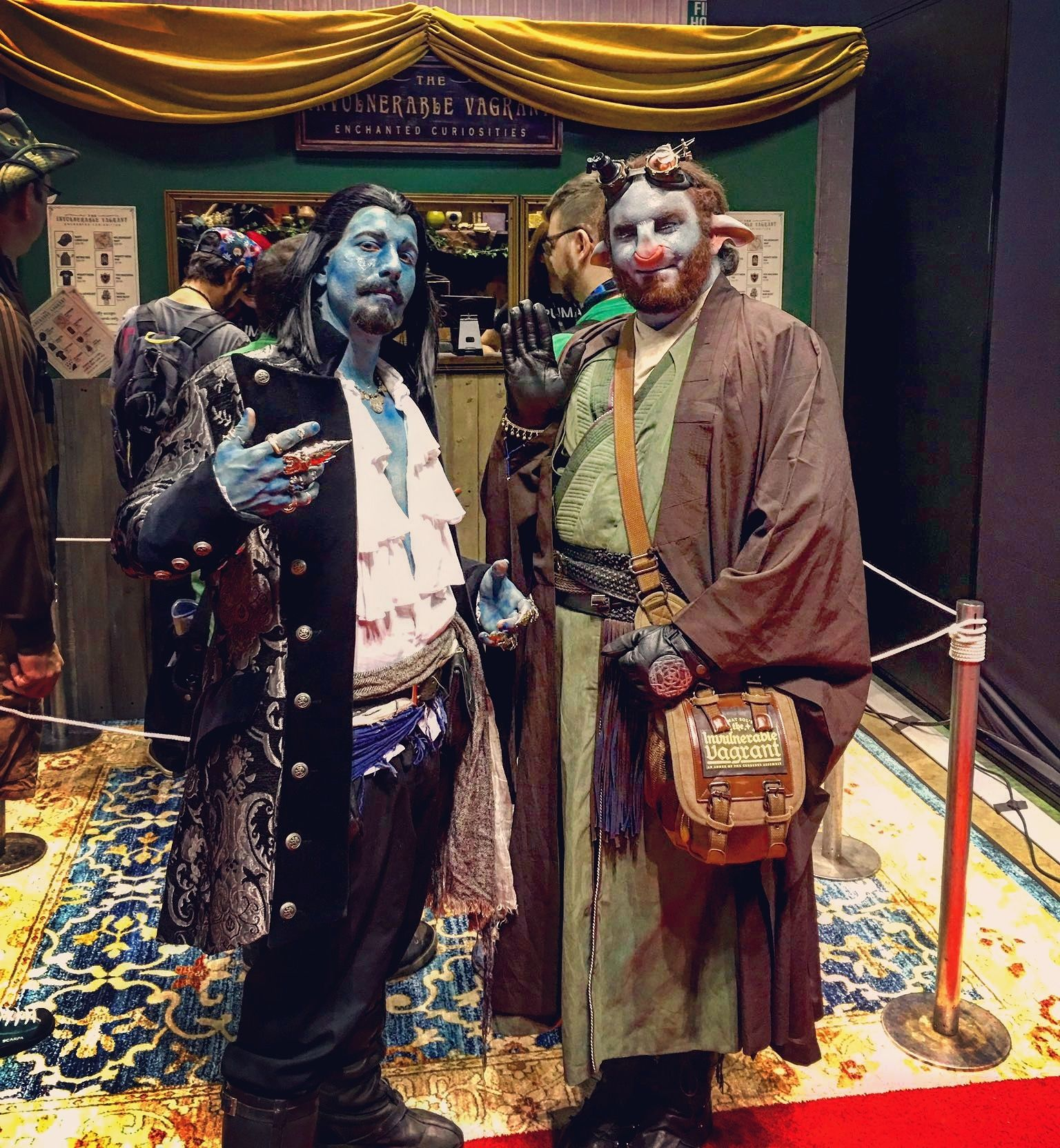 Image Result For Matthew Mercer Pumat Sol Critical Role