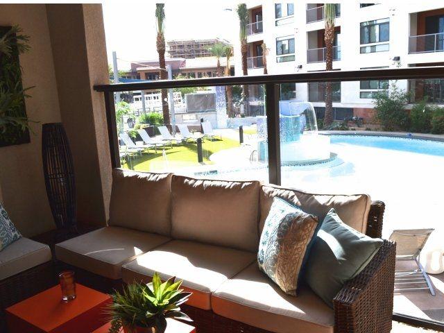 Luxury Apartments Near Phoenix Az Liv North Scottsdale Luxury Apartments Apartment Outdoor Sectional Sofa