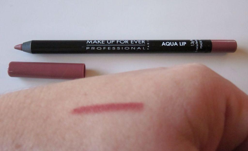 Mufe Aqua Lip Waterproof Liner