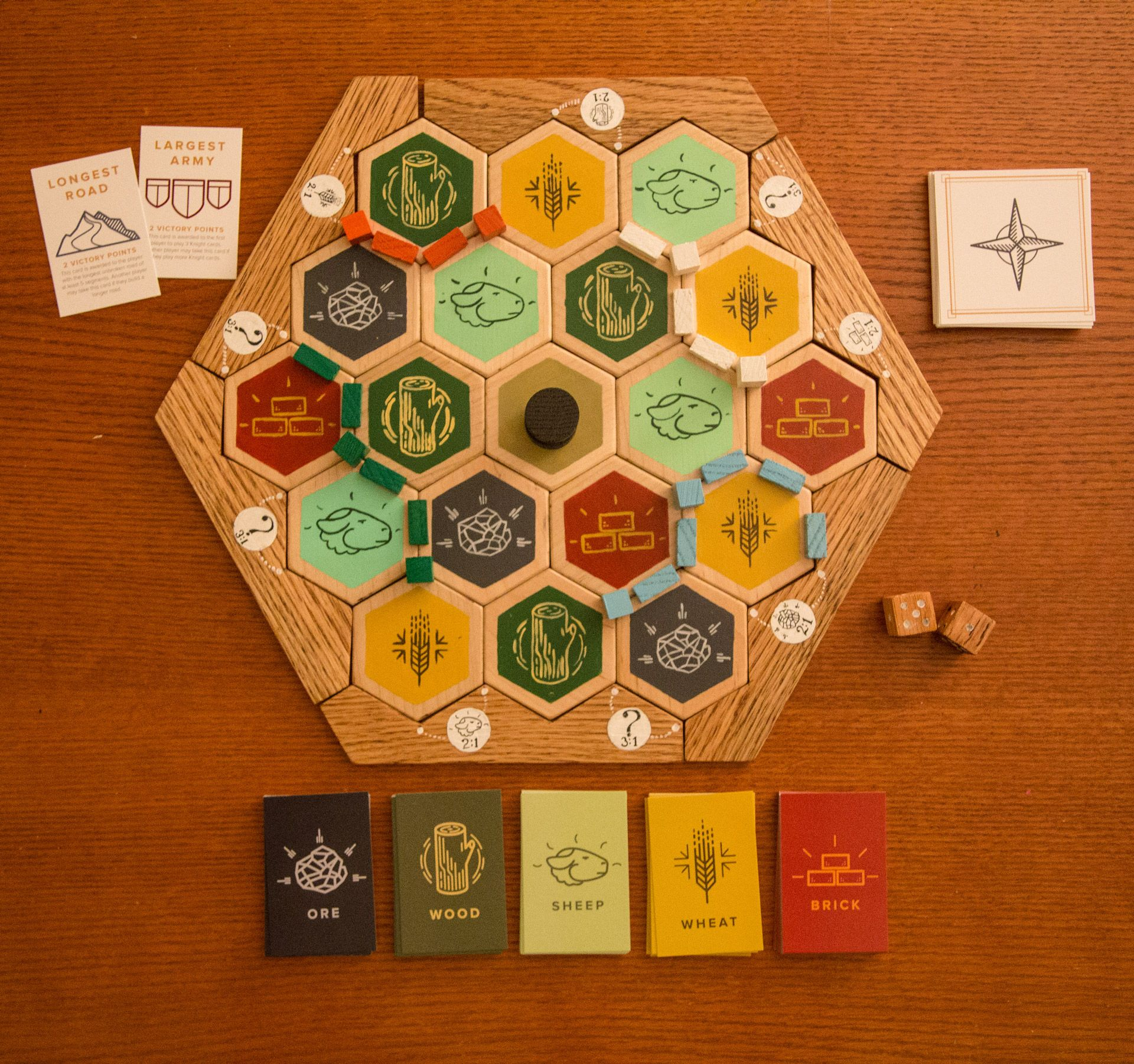Catan1 Catan, Card design, Board game design