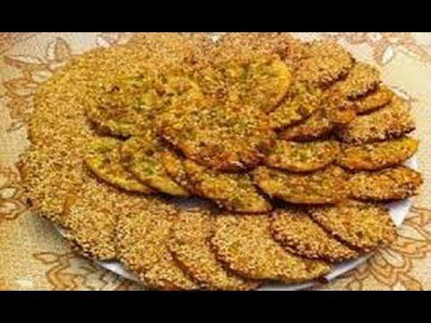 حلويات سورية طريقة عمل البرازق السورية Syrian Food Recipes Cooking Recipes
