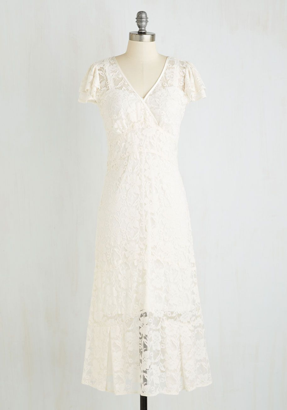 Good golly aline dress in pterodactyls white lace dresses