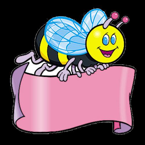 ألبومات صور منوعة ألبوم صور قصاصات فنية رائعة لكتابة الكلمات والعبارات ورمزية مفرغة بخلفية شفافة للتصميم Cartoon Clip Art Bee Activities Heart Picture Frame