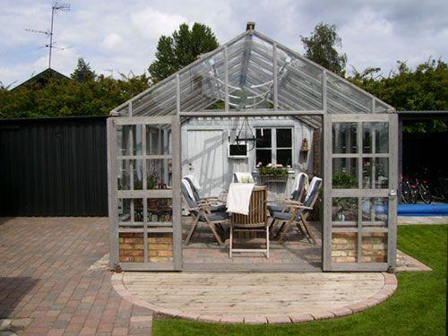 Växthus av bästa kvalité