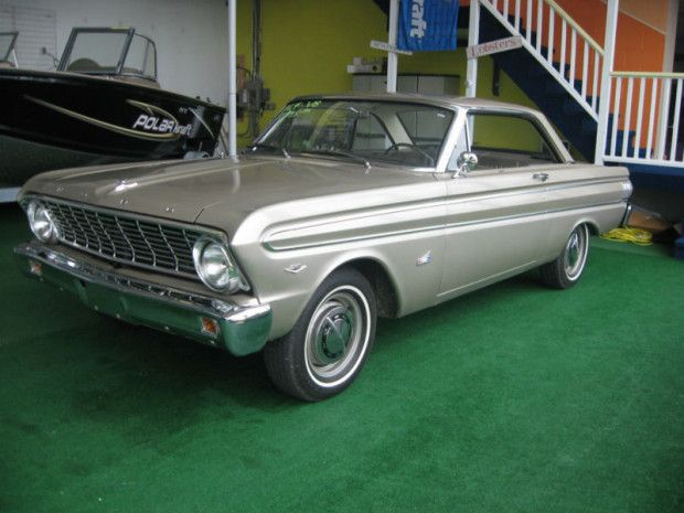 1964 Ford Falcon Futura V8 Survivor Ford Falcon 1964 Ford