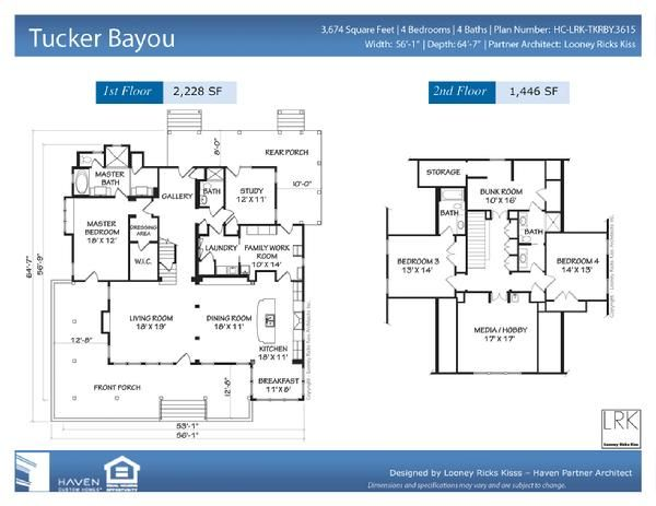 the tucker bayou floor plan | for the home | pinterest | house, farm