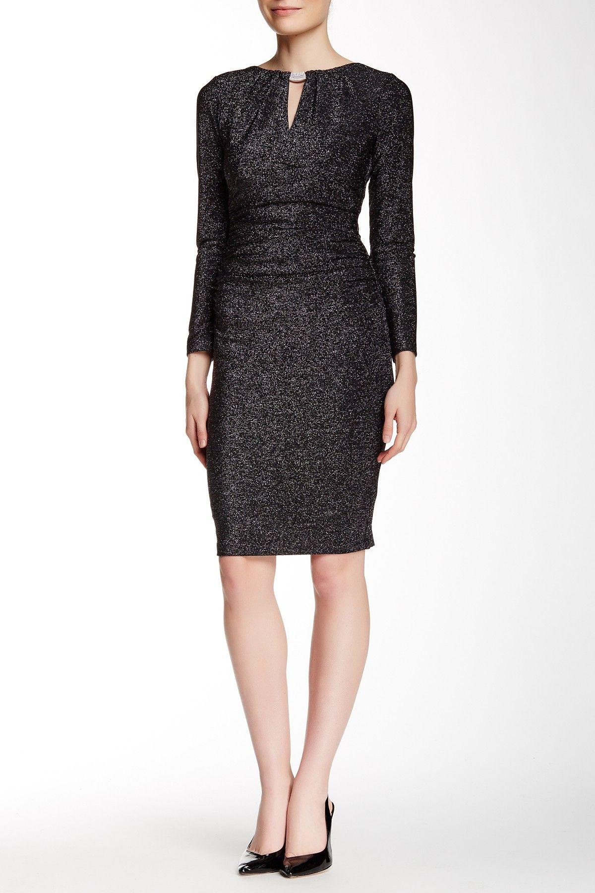 82ff38cd6c17 Marina | Embellished Shirred Dress | Nordstrom Rack Sponsored by Nordstrom  Rack.