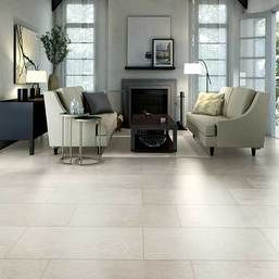 Slate Attach 233 Daltile Porcelain In Meta White 12x24