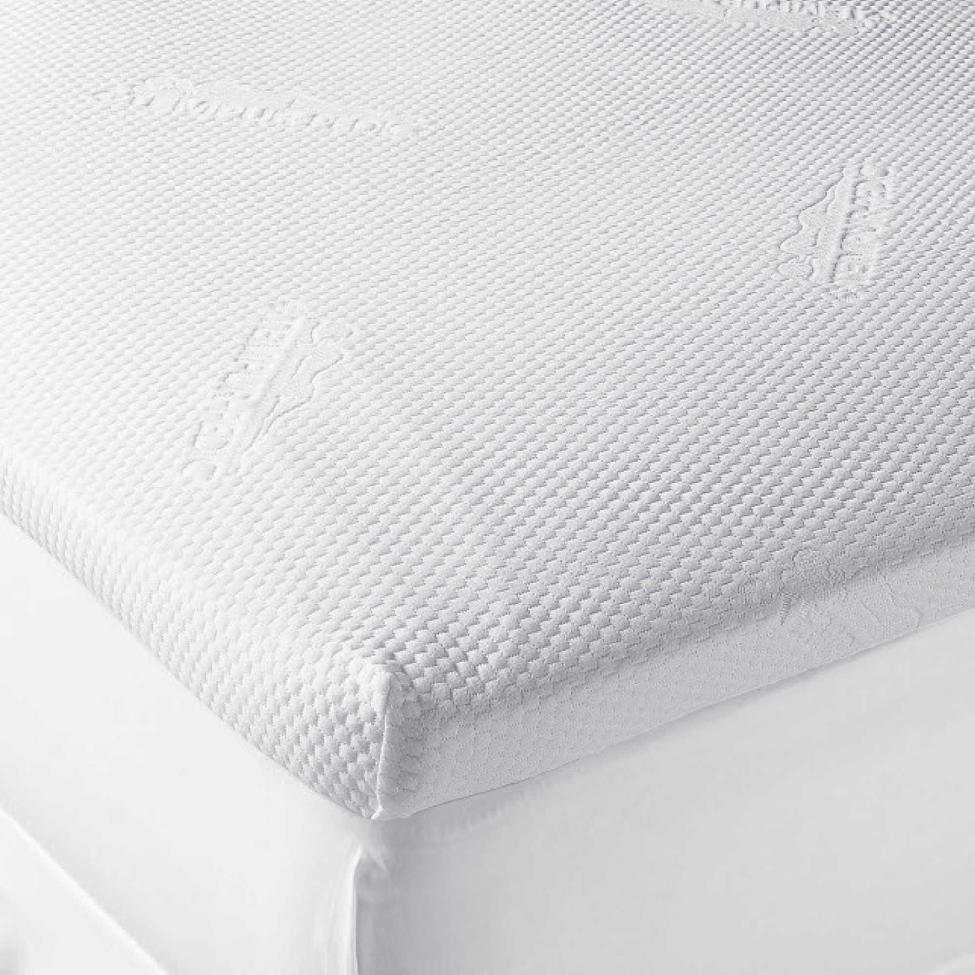 ip advanced by walmart performance sizes tempur inch protector pedic com mattress multiple topper