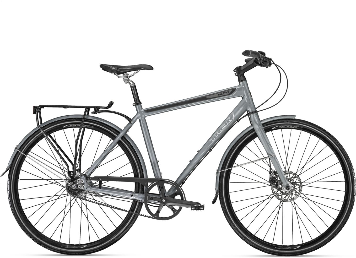 Commuter Bike Hub Gear Fenders Rear Rack Internal Brakes Belt