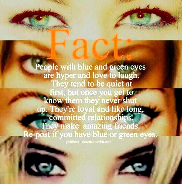 Blue and green eyes | Beauty | People with blue eyes, Girl ...