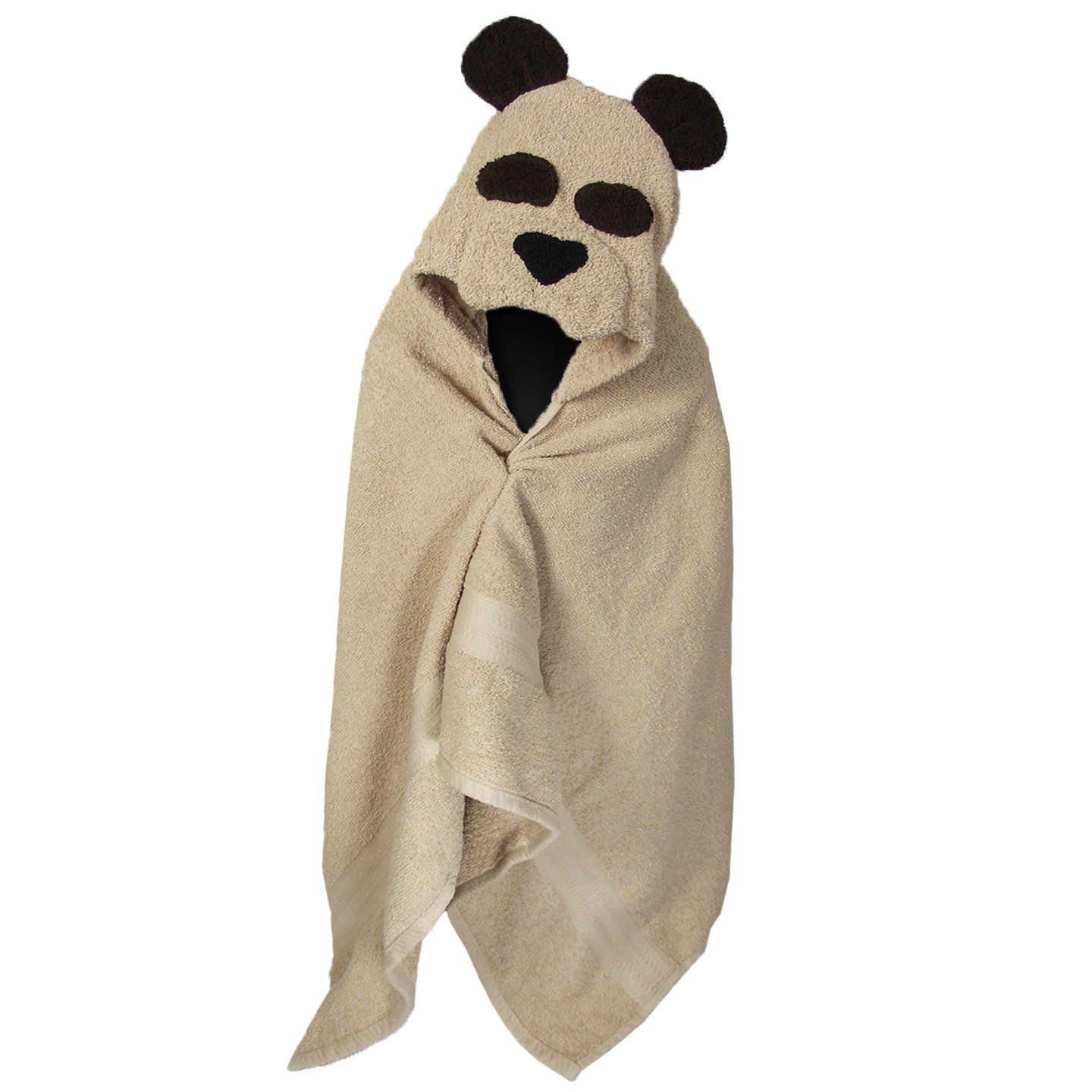 Hooded Towel Frog Bath Towels For Children And Adults Childrens