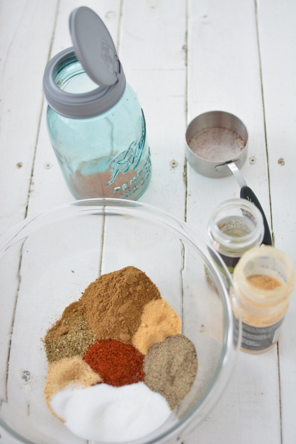 DIY Taco Seasoning #diytacoseasoning