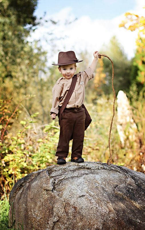 indiana jones costume for kids so cute halloween costume indianajones really awesome. Black Bedroom Furniture Sets. Home Design Ideas