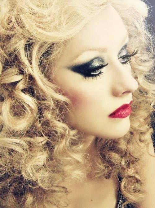 Express Christina Aguilera Burlesque Burlesque Makeup Christina Aguilera