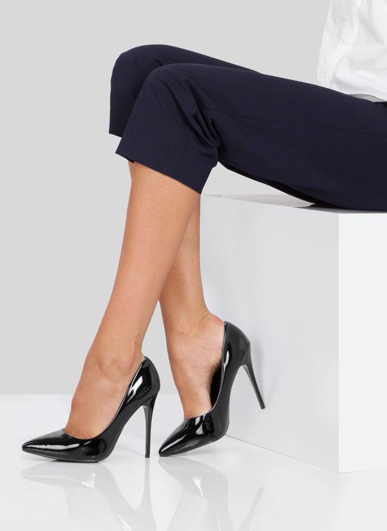 Szpilki Precious Black Heels W Deezee Pl Heels Black Heels Kitten Heels