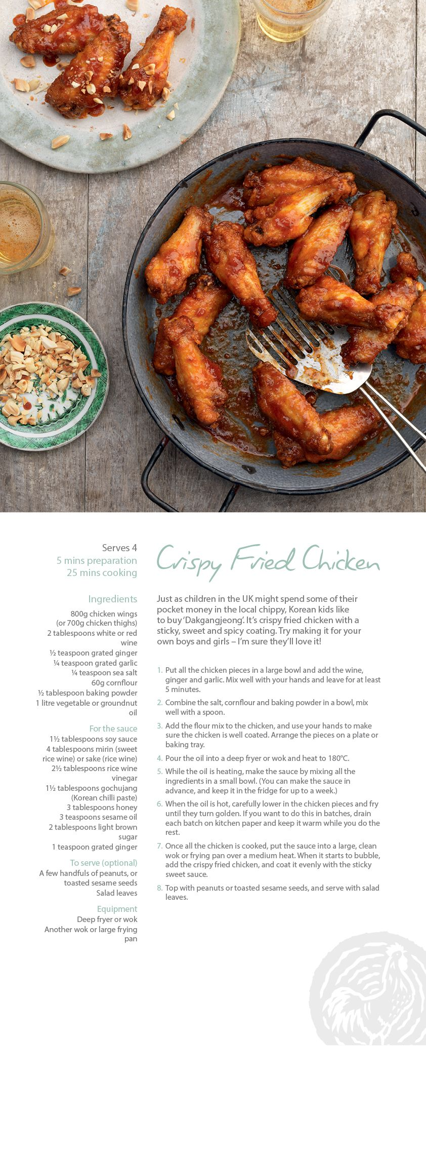 Crispy Fried Chicken - Howdens has teamed up with cookery writer and ...