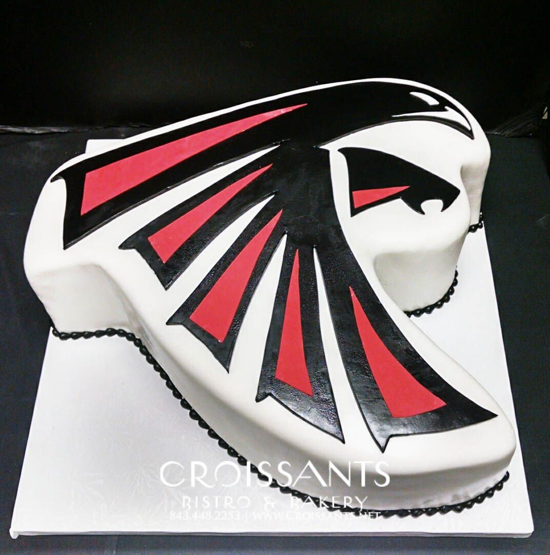 Atlanta Falcons Groom S Cake Atlanta Falcons Birthday Atlanta Falcons Cake Grooms Cake